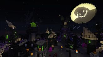 MCModKit - The Nightmare Before Christmas Halloween ModKit